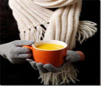 comida para o inverno