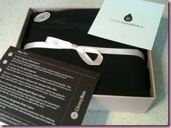wrapped glossybox