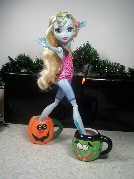 monster high lagoona blue 18