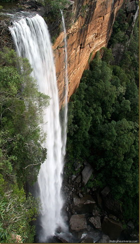 Waterfall - New South Wales - Australia