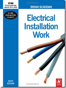 Electrical Installation Work, Sixth Edition