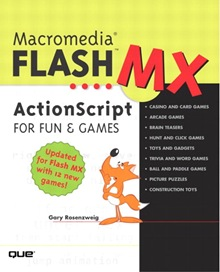 Macromedia Flash MX ActionScript for Fun & Games
