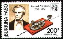 Samuel-F-B-Morse