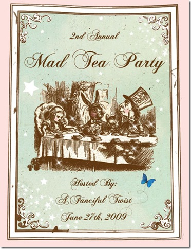 mad tea party large