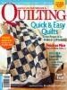 American Patchwork and Quilting, August 2009