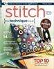 Stitch, Spring 2011