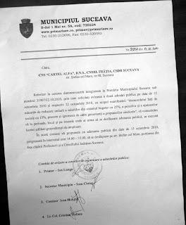 Sindicaliştii acuză că protestul din faţa PDL a fost interzis la cererea lui Flutur