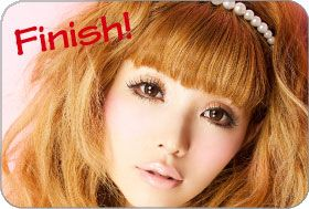 Japanese Cosmetics: Candy Doll
