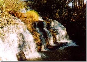 Cachoeiras - Ronco D'água