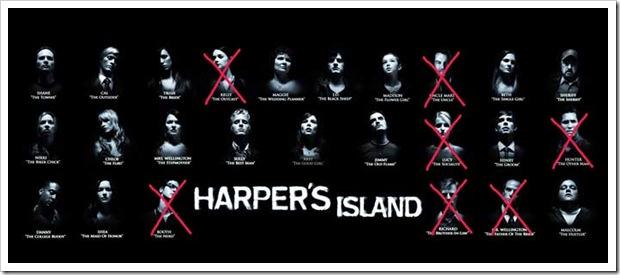 Harper's Island 8
