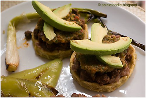 beef sopes