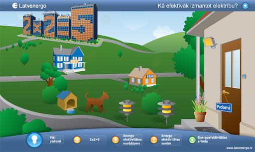 flash, latvenergo, efektivi.lv, elektrība, elektroenerģija, eko