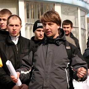 Митинг против вырубки леса (Пятихатки, 28.03.2010) ныне - активист (координатор) ЗФ