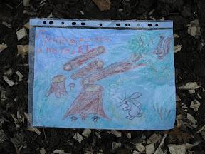 """""""Природа - это и мы тоже!"""" Детский рисунок"""