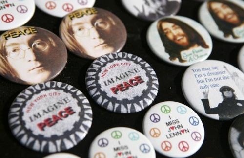 John Lennon - Homenaje 6 octubre 2010