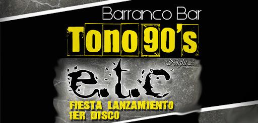 ETC - Fiesta 90's