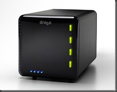 4-bay Drobo
