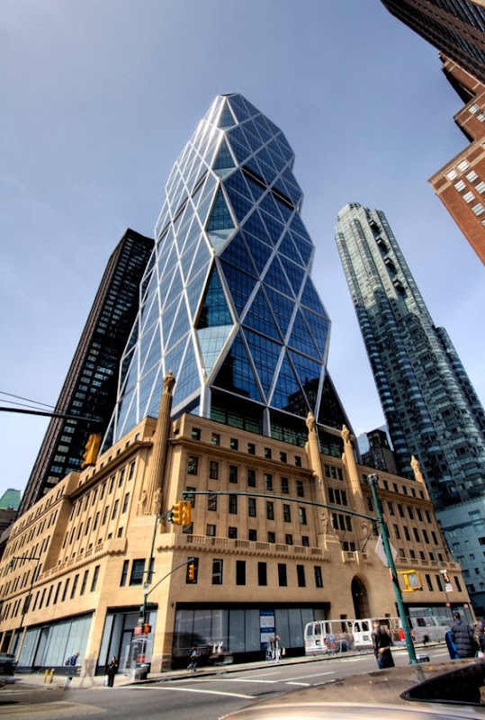 hearst tower, new york