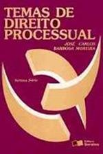 Livro. Temas de Direito Processual Civil. Sétima Série. José Carlos Barbosa Moreira.