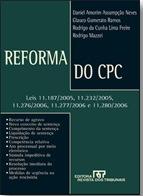 Livro de Direito. Processo Civil. Reforma do CPC