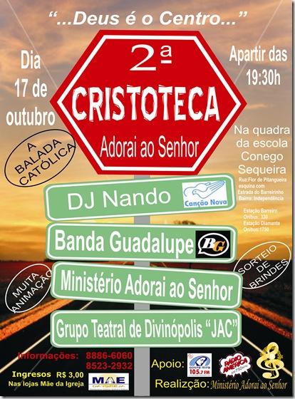 2° CRISTOTECA