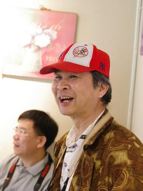 2011-04-10新竹版聚-新人小奕多多指教