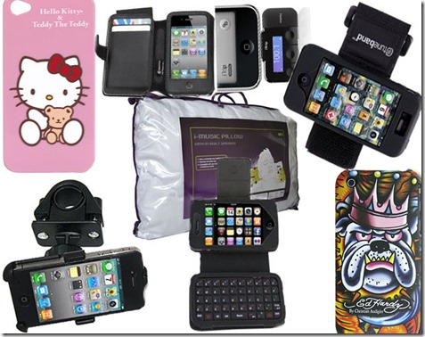 iphone waste accessories