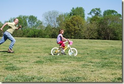 Ari riding bike _041010 343 no training whee