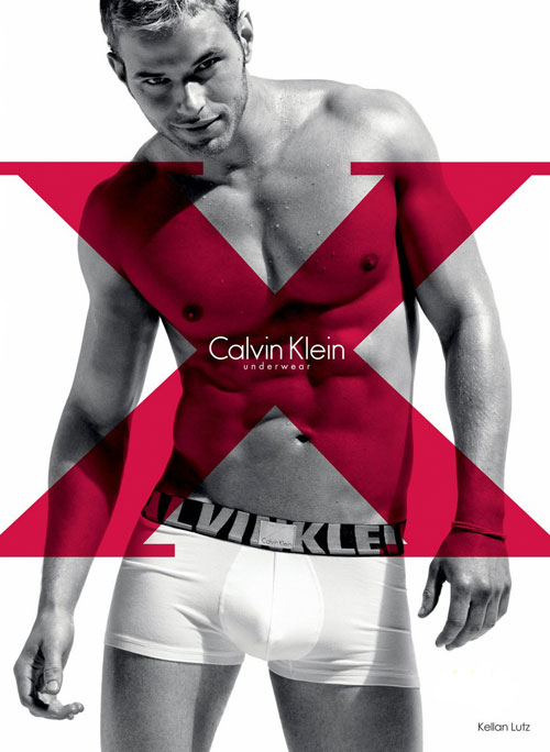 "Kellan Lutz for CK ""X"" Underwear 
