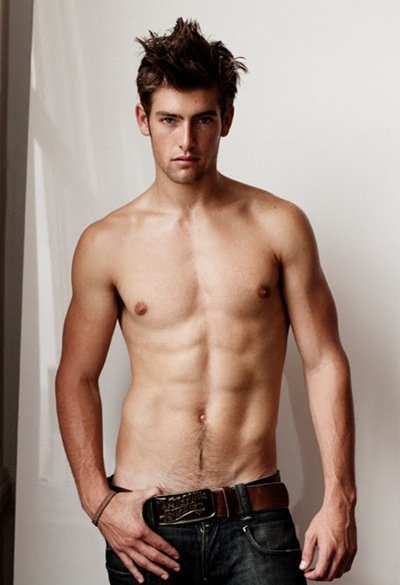 VGLMen.com | Justin Hopwood by Greg Vaughan, 2010