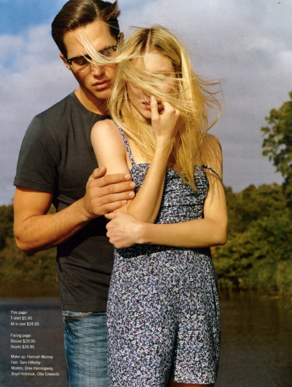 H&M Spring 2010 Lookbook