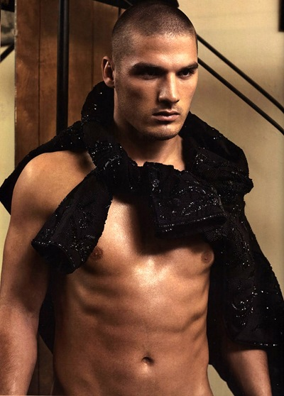 VGLMen.com | Kerry Degman by Alex Cayley for GQ Style Germany, S/S 2010