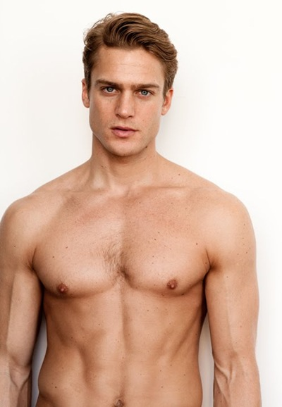 Jason Morgan by Greg Vaughan, 2010