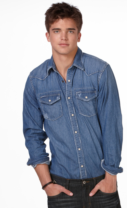 American Eagle Outfitters Models Names Picture | Male ...