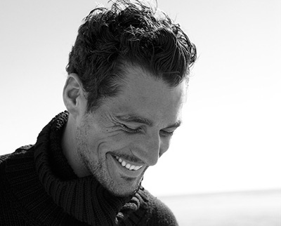 david gandy blog. David Gandy by Lionel Guyou