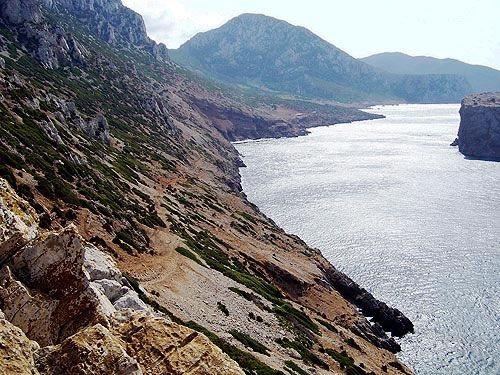 Frente a la isla de Perejil