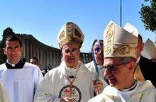 el nº2 del vaticano