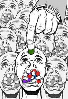 sobredosis de Clarín