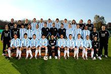 Argentina por la copa
