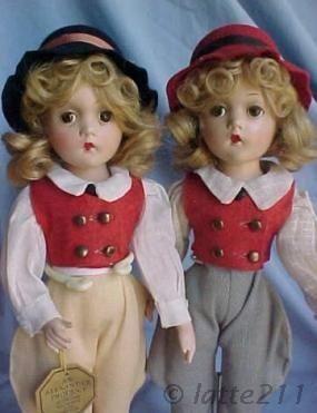 Madame Alexander Wendy Ann Equestrienne doll 1930s 1940s