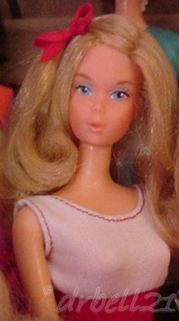 Mattel Barbie doll Free-Moving 1970s