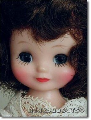Betsy McCall doll American Character 8-inch Sweet Dreams 1950s