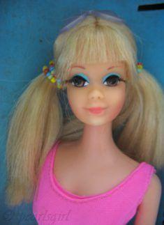 Mattel Barbie doll PJ TNT Twist n Turn 1970s