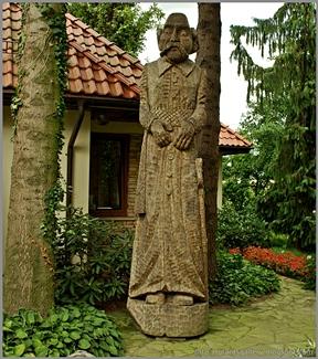 Rzeźba ogrodowa