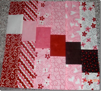 Jelly Roll Block 4