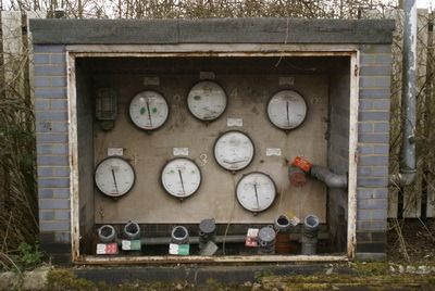 Petrol Station 043