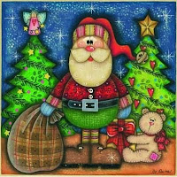 Papai Noel com arvore e presentes DA.JPG