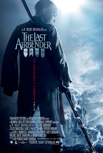 Airbender Movie Poster Aang