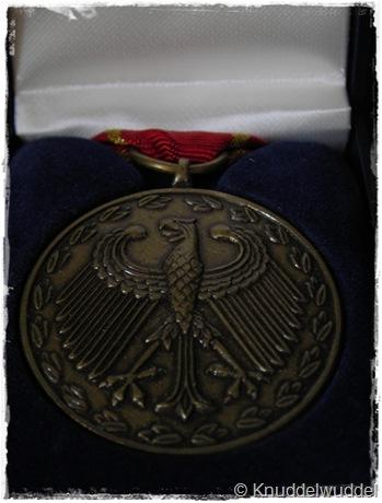 20.Tag bronze EInsatzmedaille