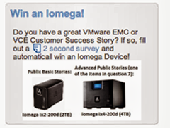 Join the New EMC community! Win a NAS!